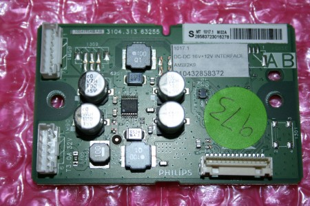 PHILIPS - 3104 328 58372, 310432858372, 3104 313 63255, 310431363255, DC INTERFACE