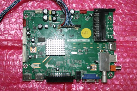 BUSH - T.MSD306.69A, A12112942-2A01792, LE-40GB01-C - MAIN PCB