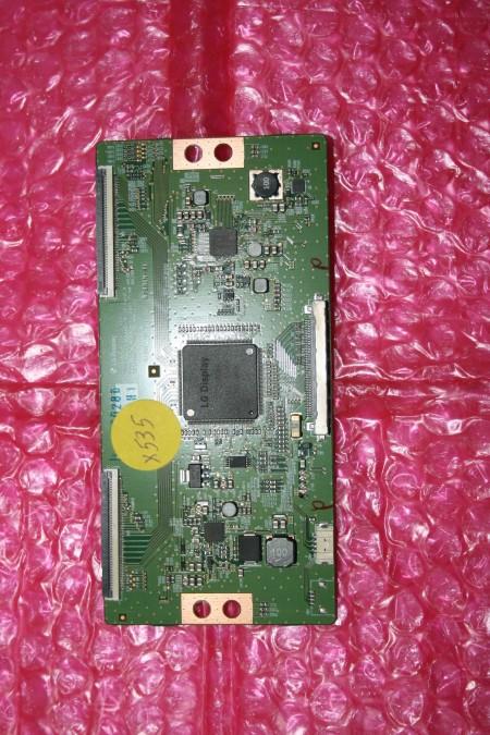 LG - 6870C-0552B, LC430EGE (FH) (M1), 43UF680V-ZA.BEKYLJP - T-CON