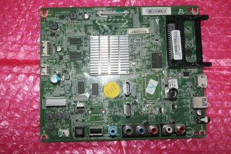 PHILIPS - 705TQFPL207, S1512207211, 715G7673-01-000-005T, 49PUT4900/12 - MAIN PCB