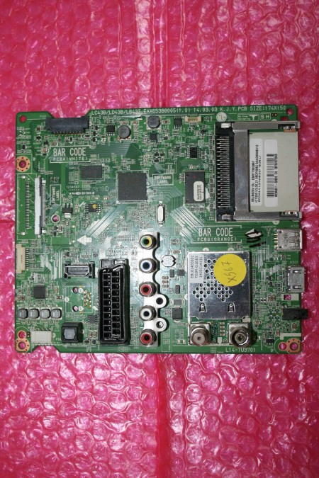 LG - EBT62973040, EAX65388005, 55LB620V-ZE.BENWLJG - MAIN PCB