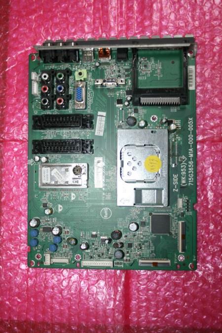 PHILIPS - 715G3656-M1A-000-005X CBPFA2UBZ6502 6UBZ6S020102613434, 47PFL3605H/12 - MAIN PCB