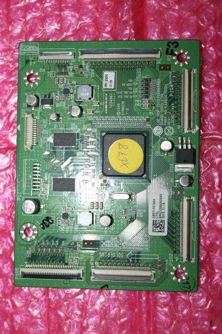 LG - EBR71727804, EAX62076701, 50PV350T-ZD.BEKZLJP - CONTROL PCB