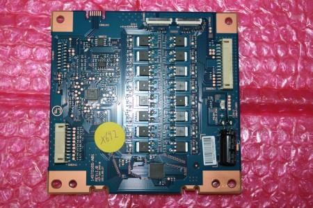 SONY - 14ST016S-A01, REV 1.0, 442167TE2300160T5, KDL-55W955BBU - INVERTER PCB