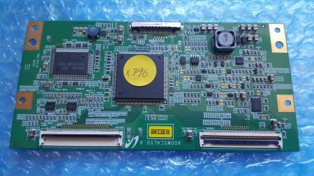 SONY - 400WSC4LV0.4, LTA400WS-L04, KDL-40U2000 - T-CON
