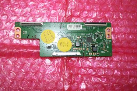 PANASONIC - 6871L-3850A, 6871L3850A,  3870C-0532B, 3870C0532B,  TZLP151KHAB6, 16091MF022096, TX-49DS500B - T-CON